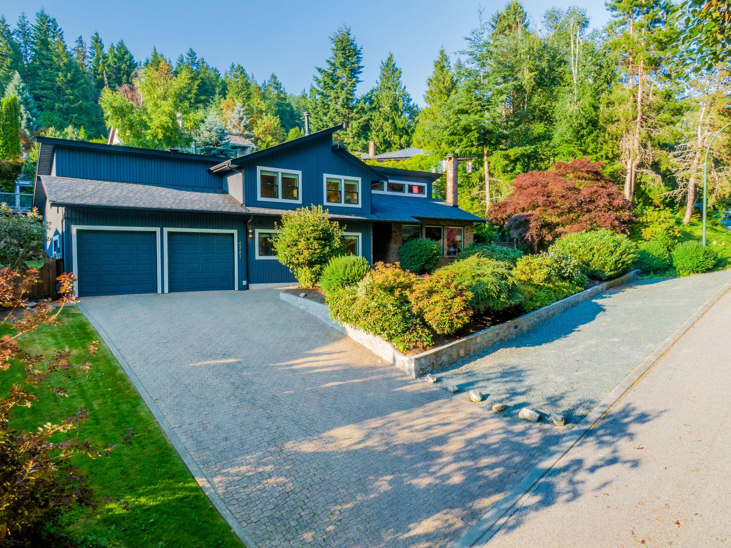 at 4741 Woodley Drive, Cypress Park Estates, West Vancouver