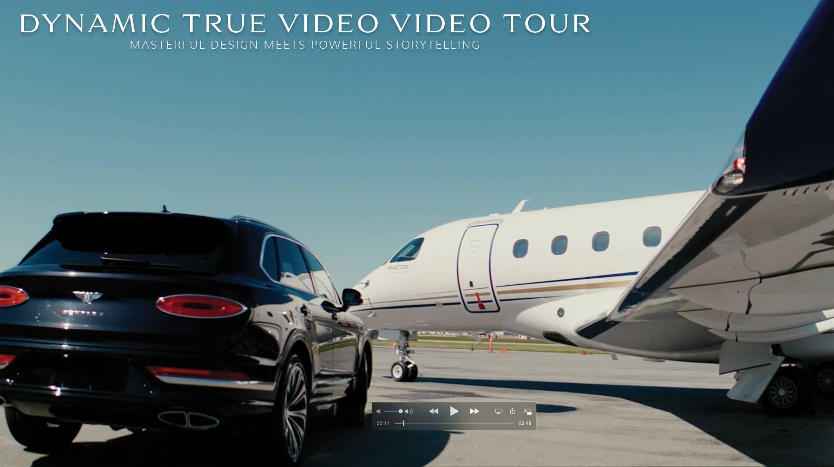 Dynamic True Tour Videos