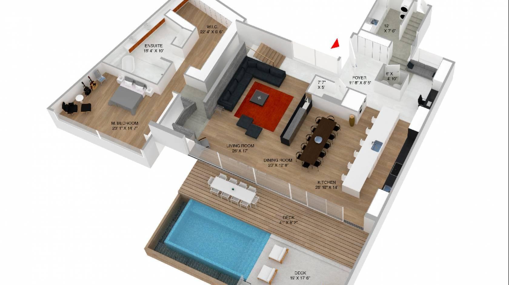 Professional Floorplans