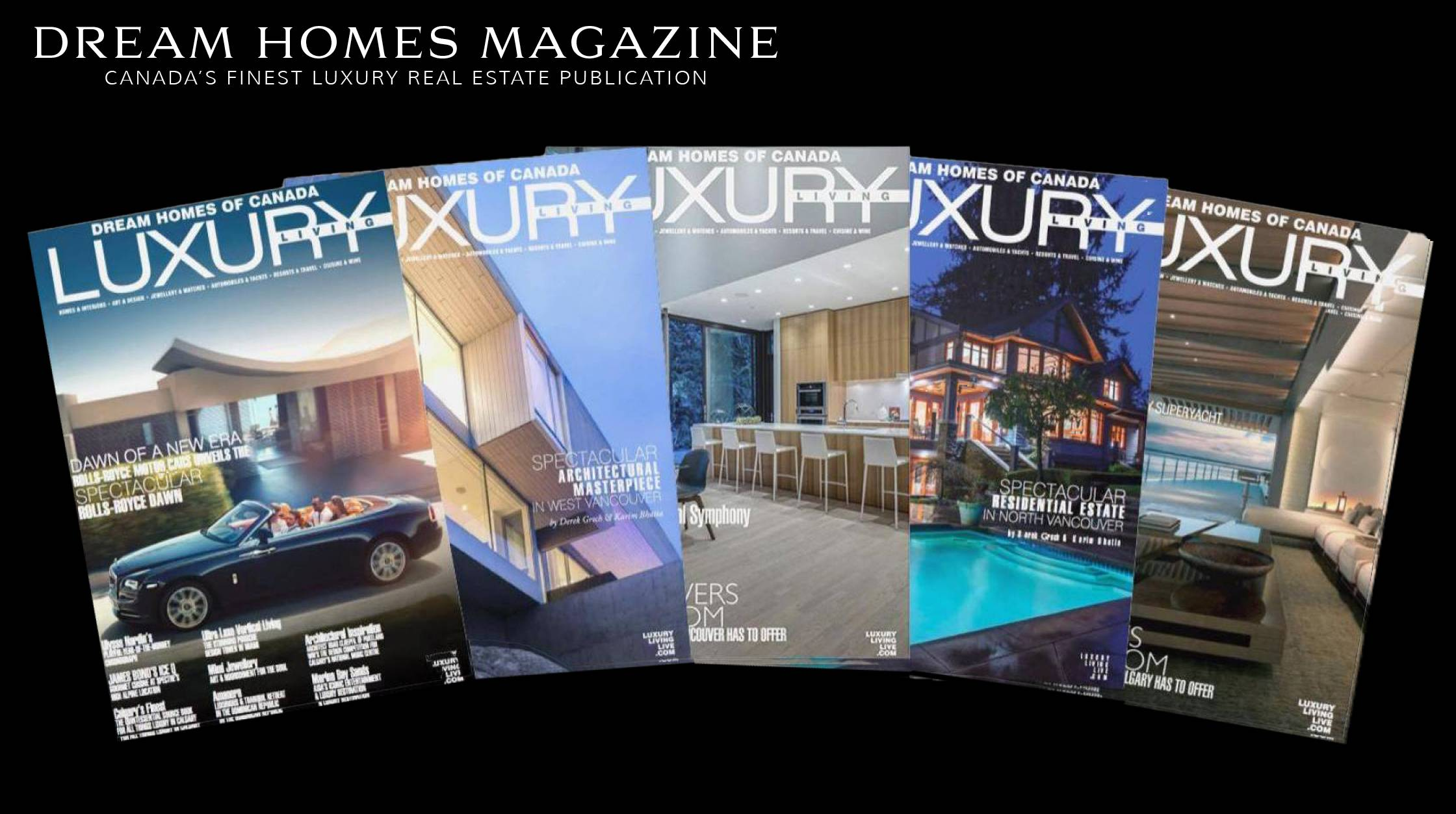 Dream Homes Magazine