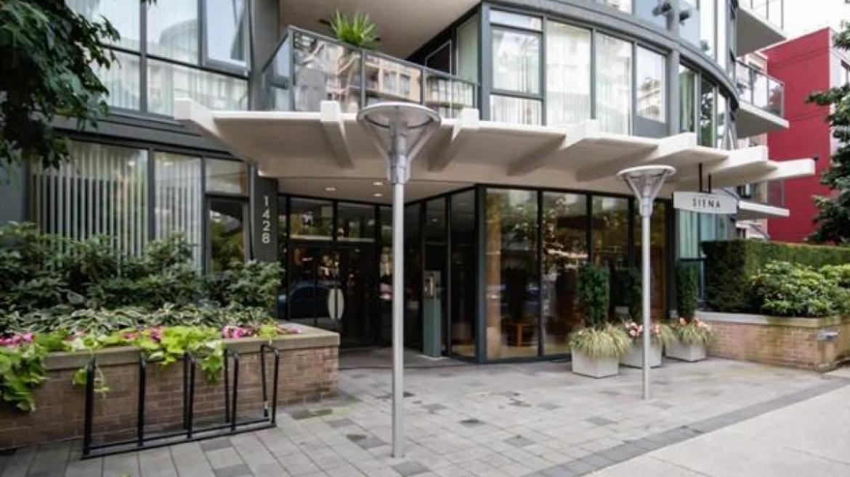 304 - 1428 W 6th Avenue, Fairview VW, Vancouver West