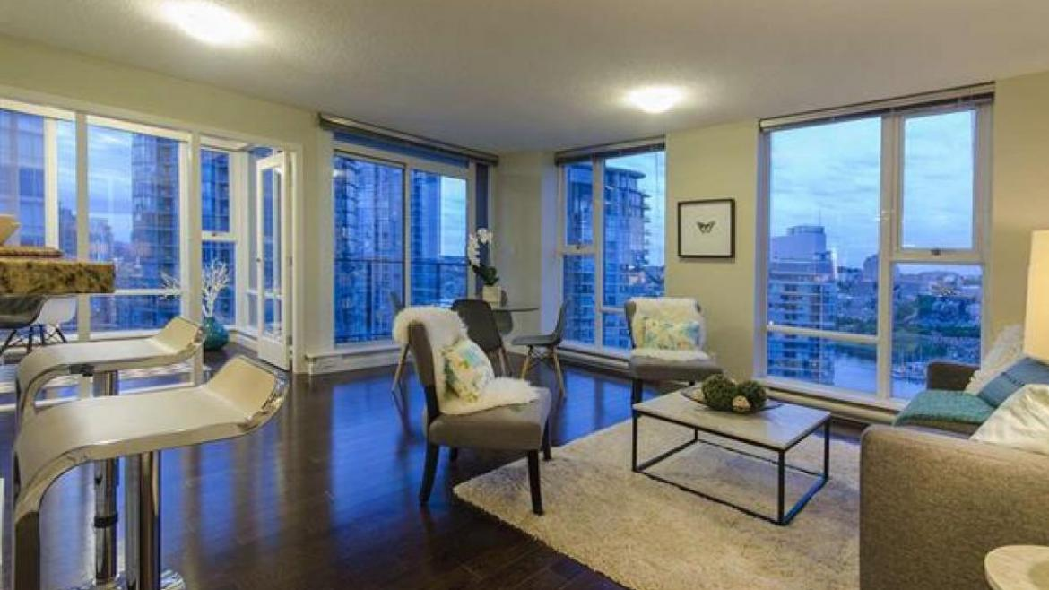 2806 - 583 Beach Crescent, Yaletown, Vancouver West