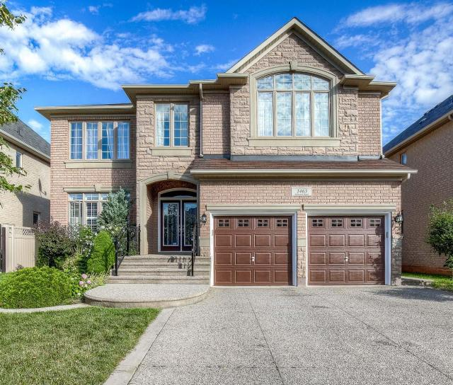 Ferncrest Road, Iroquois Ridge North, Oakville 2