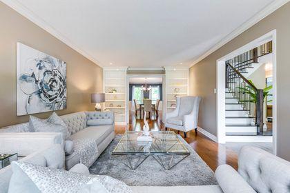 Living Room - 2180 Dunvegan Ave, Oakville - Elite3 & Team at 2180 Dunvegan Avenue, Eastlake, Oakville