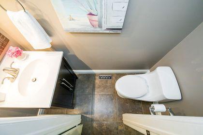 Powder Room - 2180 Dunvegan Ave, Oakville - Elite3 & Team at 2180 Dunvegan Avenue, Eastlake, Oakville