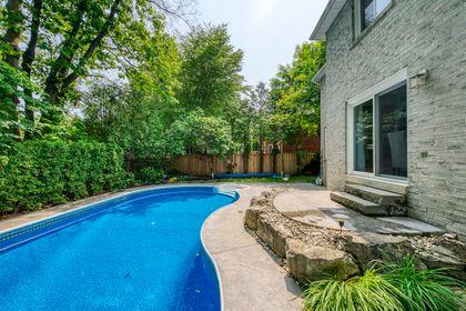 Backyard - 2180 Dunvegan Ave, Oakville - Elite3 & Team at 2180 Dunvegan Avenue, Eastlake, Oakville