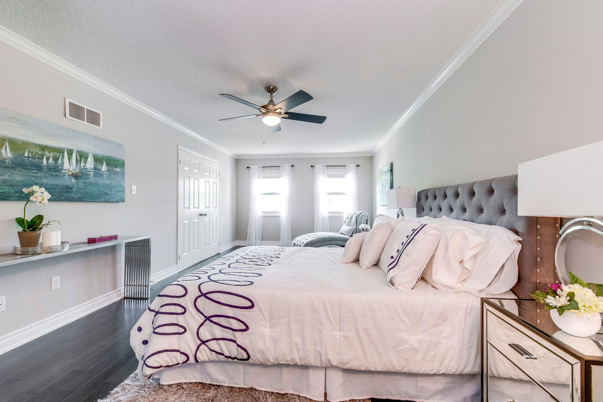 Primary Bedroom - 2180 Dunvegan Ave, Oakville - Elite3 & Team at 2180 Dunvegan Avenue, Eastlake, Oakville