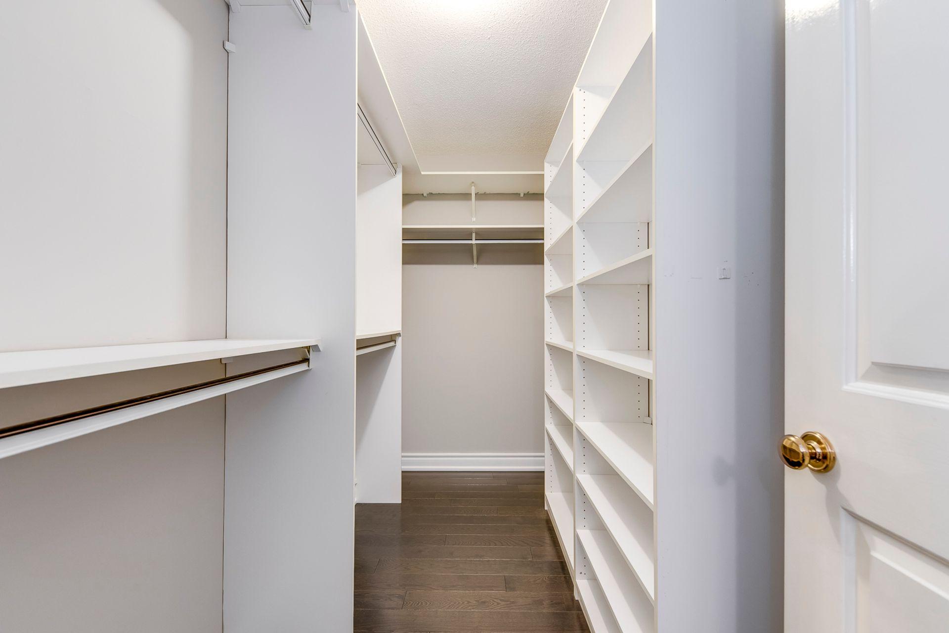 Primary Closet - 2180 Dunvegan Ave, Oakville - Elite3 & Team at 2180 Dunvegan Avenue, Eastlake, Oakville