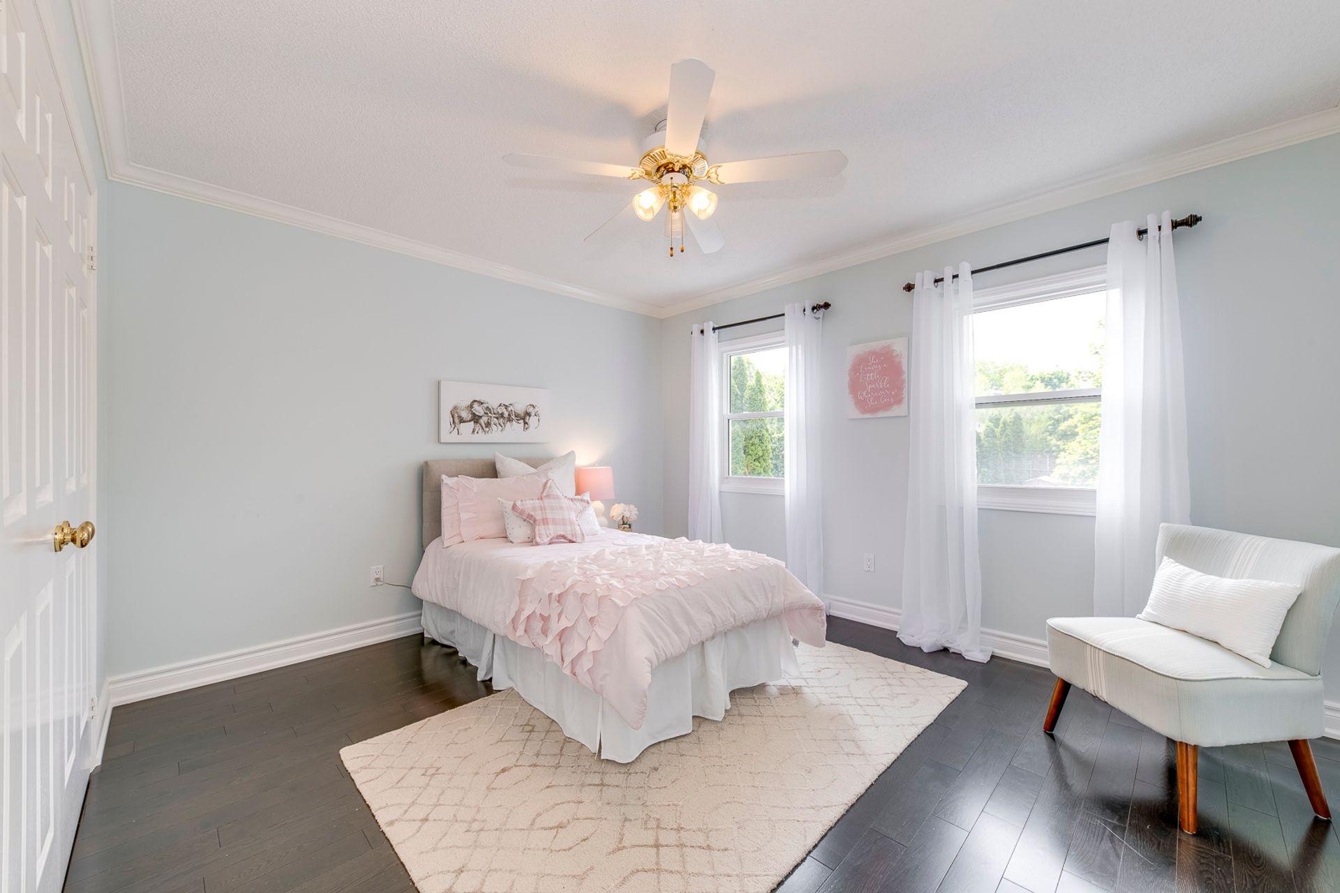2nd Bedroom - 2180 Dunvegan Ave, Oakville - Elite3 & Team at 2180 Dunvegan Avenue, Eastlake, Oakville