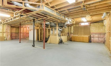 Basement at 5799 Tayside Crescent, Central Erin Mills, Mississauga