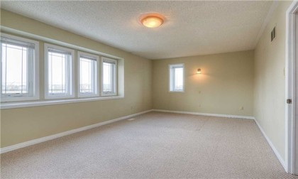 Master Bedroom at 5799 Tayside Crescent, Central Erin Mills, Mississauga