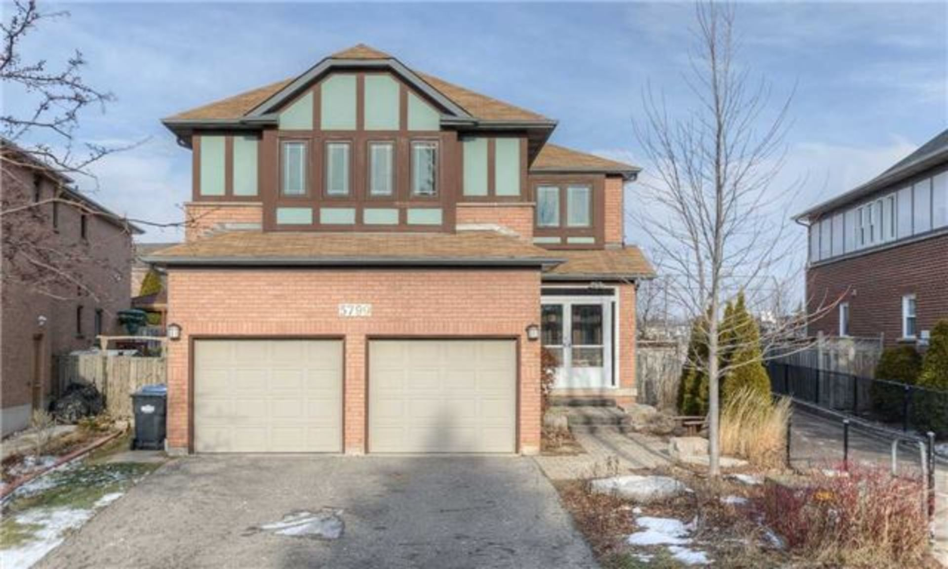Front at 5799 Tayside Crescent, Central Erin Mills, Mississauga