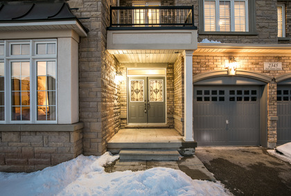 1-3 at 2345 Hall Manor Drive, Iroquois Ridge North, Oakville