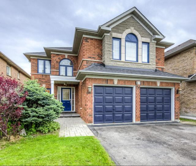 81 Song Bird Drive, Rouge Fairways, Markham 2