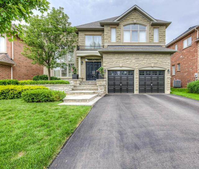 Bon Echo Drive, Iroquois Ridge North, Oakville 2