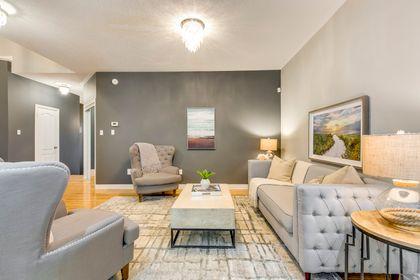 Great Room - 12-2254 Rockingham Dr, Oakville at 12 - 2254 Rockingham Drive, Iroquois Ridge North, Oakville