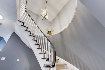 Stairs - 12-2254 Rockingham Dr, Oakville at 12 - 2254 Rockingham Drive, Iroquois Ridge North, Oakville