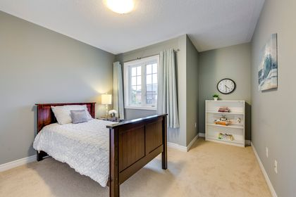 Third Bedroom - 12-2254 Rockingham Dr, Oakville at 12 - 2254 Rockingham Drive, Iroquois Ridge North, Oakville