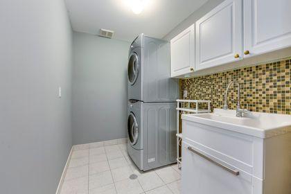 Second Floor Laundry Room - 12-2254 Rockingham Dr, Oakville at 12 - 2254 Rockingham Drive, Iroquois Ridge North, Oakville