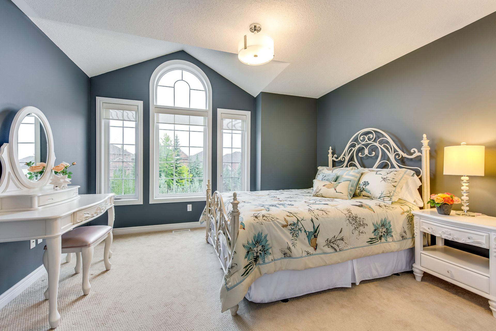 Second Bedroom - 12-2254 Rockingham Dr, Oakville at 12 - 2254 Rockingham Drive, Iroquois Ridge North, Oakville