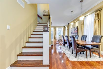 Dining Room - 1321 Brookstar Drive, Oakville - Elite3 & Team at 437 Allan Street, Old Oakville, Oakville