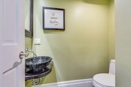 Powder Room - 1321 Brookstar Drive, Oakville - Elite3 & Team at 437 Allan Street, Old Oakville, Oakville