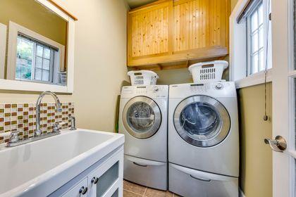 Laundry Room - 1321 Brookstar Drive, Oakville - Elite3 & Team at 437 Allan Street, Old Oakville, Oakville