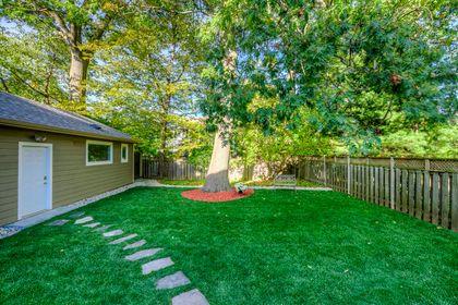 Backyard - 1321 Brookstar Drive, Oakville - Elite3 & Team at 437 Allan Street, Old Oakville, Oakville
