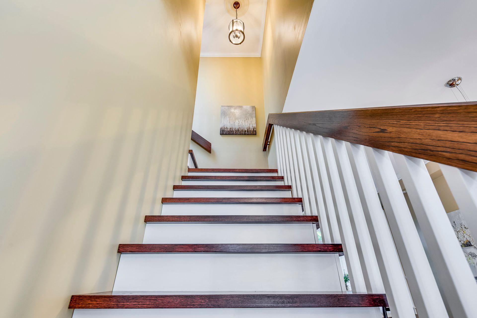 Stairs - 1321 Brookstar Drive, Oakville - Elite3 & Team at 437 Allan Street, Old Oakville, Oakville