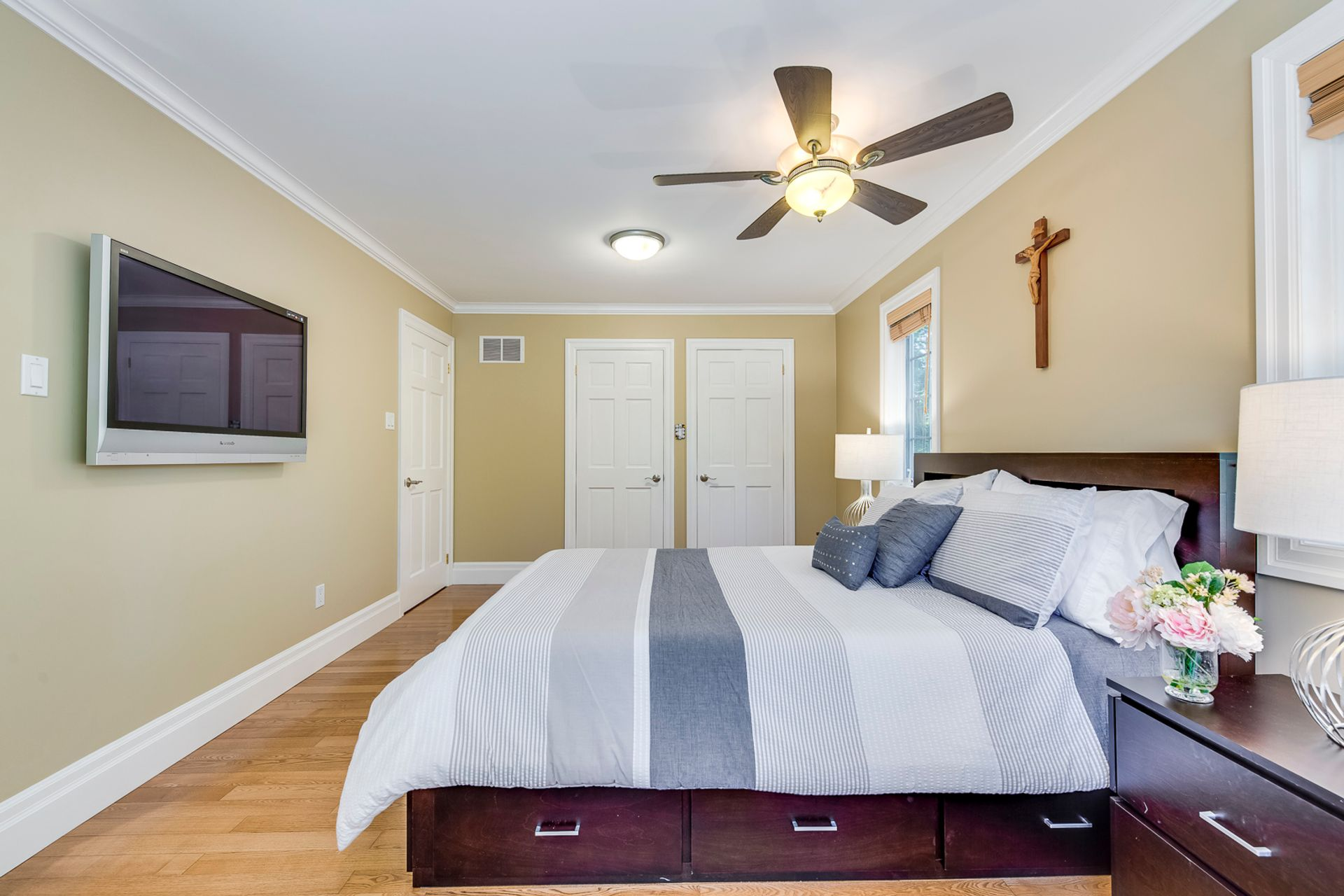 Master Bedroom - 1321 Brookstar Drive, Oakville - Elite3 & Team at 437 Allan Street, Old Oakville, Oakville