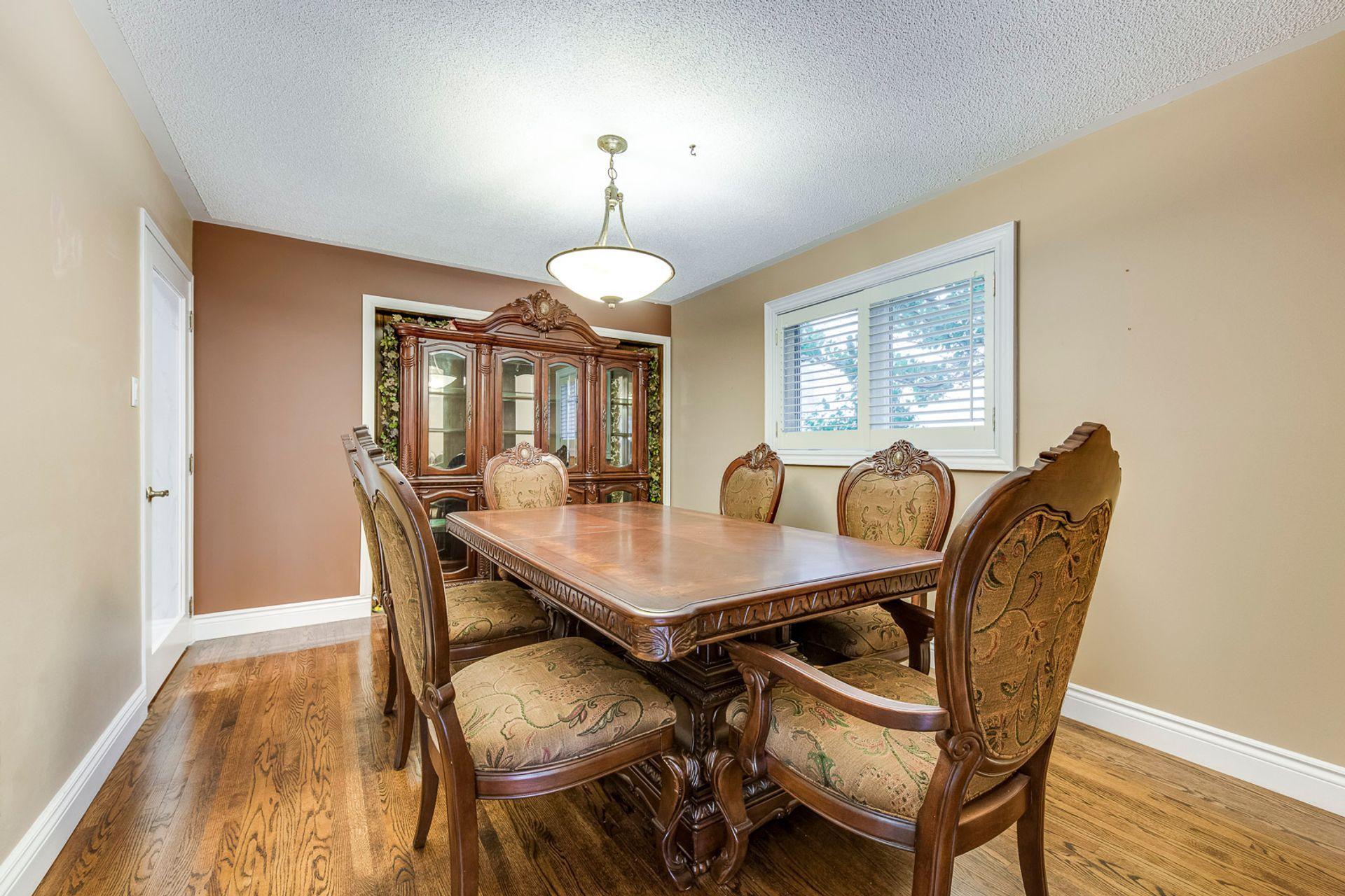 Dining Room - 1522 Estes Cres, Mississauga - Elite3 & Team at 1522 Estes Crescent, East Credit, Mississauga