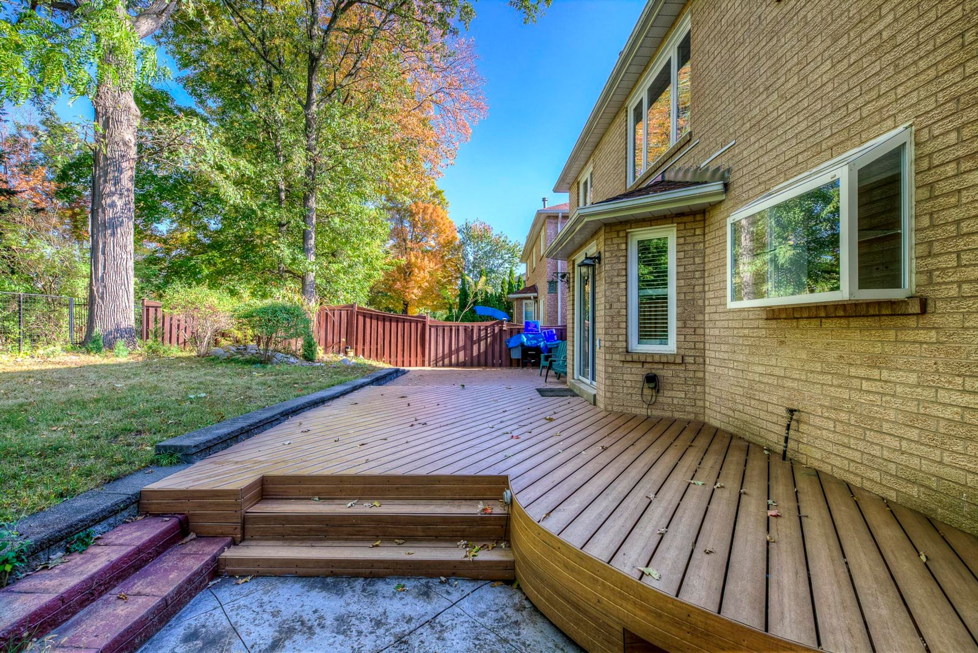 Backyard Bedroom - 1522 Estes Cres, Mississauga - Elite3 & Team at 1522 Estes Crescent, East Credit, Mississauga