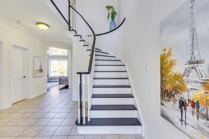 Stairs - 1806 Glenvista Dr, Oakville - Elite3 & Team at 1806 Glenvista Drive, Iroquois Ridge North, Oakville