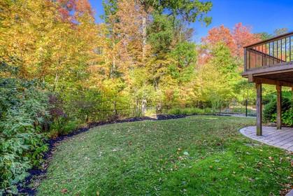 Backyard - 1806 Glenvista Dr, Oakville - Elite3 & Team at  Glenvista Drive, Iroquois Ridge North, Oakville