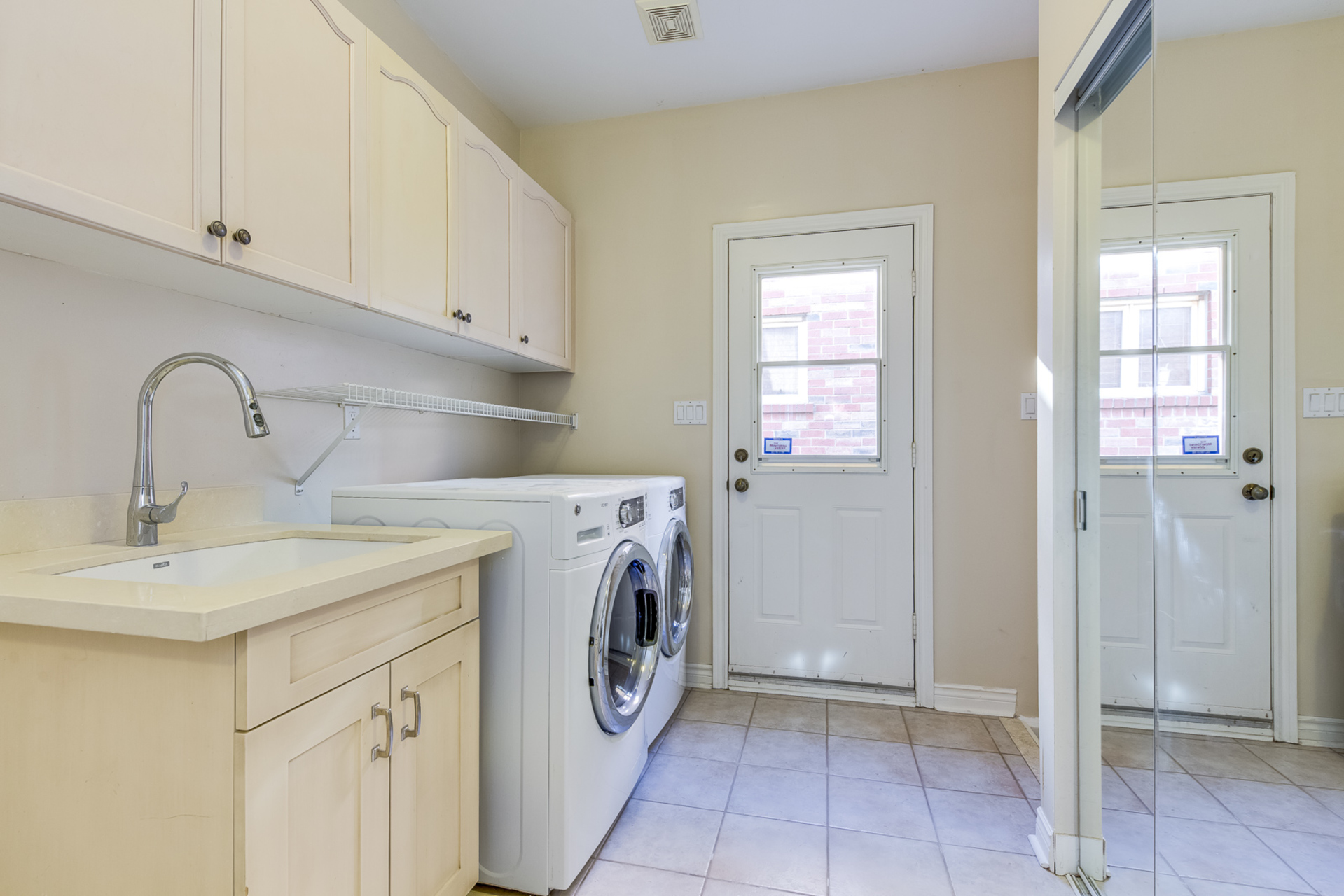 Laundry Room - 1806 Glenvista Dr, Oakville - Elite3 & Team at  Glenvista Drive, Iroquois Ridge North, Oakville