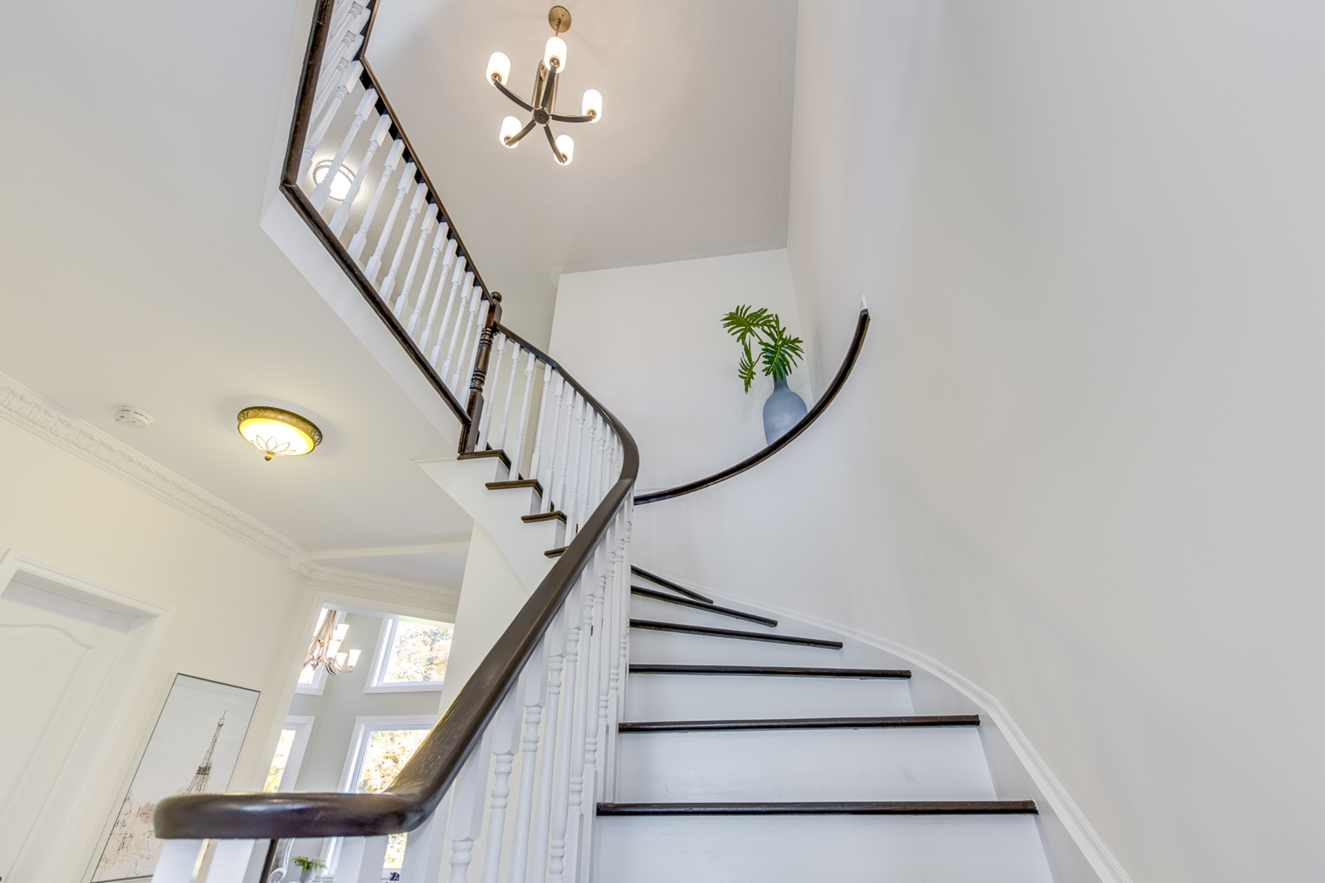 Stairs - 1806 Glenvista Dr, Oakville - Elite3 & Team at  Glenvista Drive, Iroquois Ridge North, Oakville