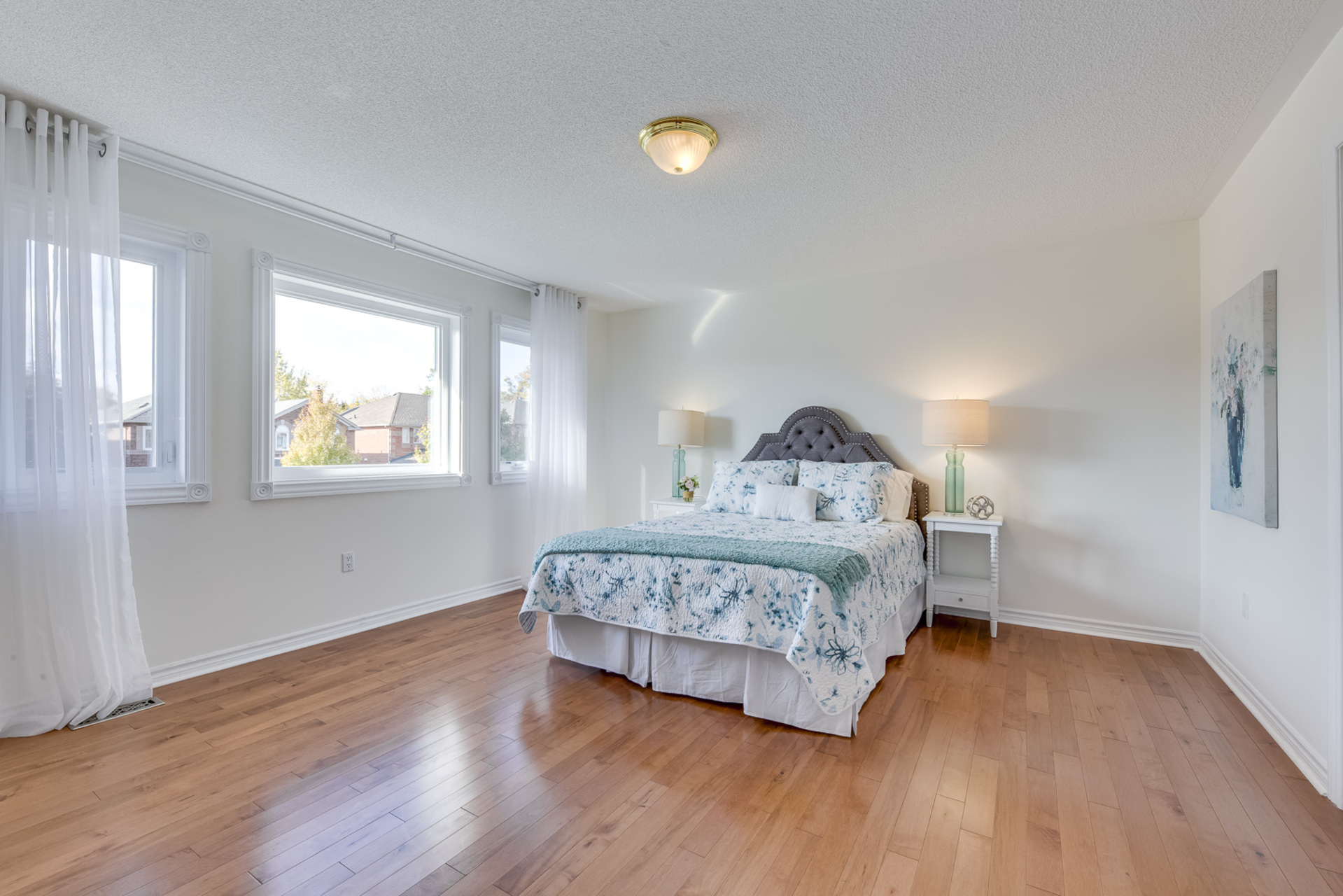 2nd Bedroom - 1806 Glenvista Dr, Oakville - Elite3 & Team at 1806 Glenvista Drive, Iroquois Ridge North, Oakville