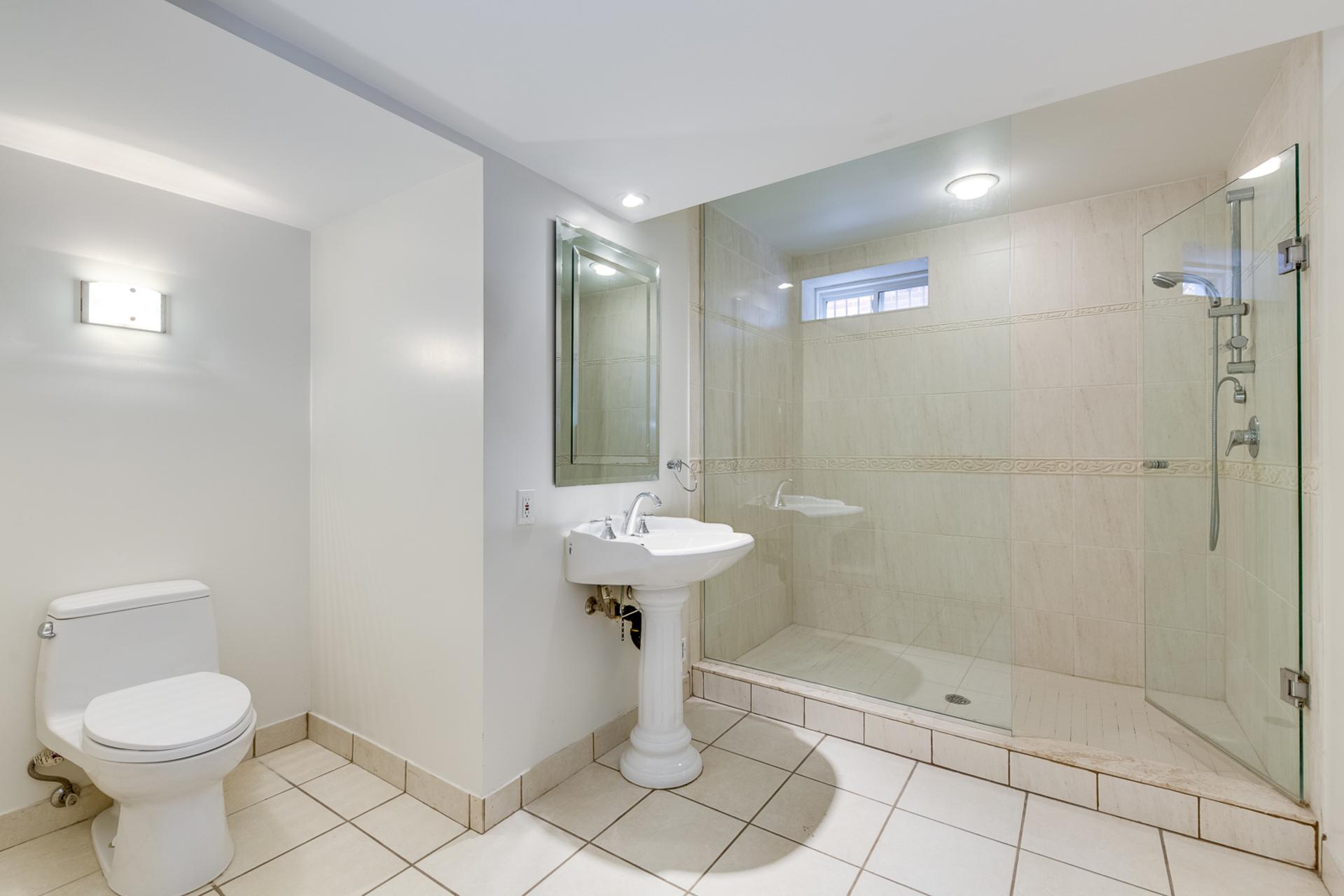 Basement Bathroom - 1806 Glenvista Dr, Oakville - Elite3 & Team at  Glenvista Drive, Iroquois Ridge North, Oakville