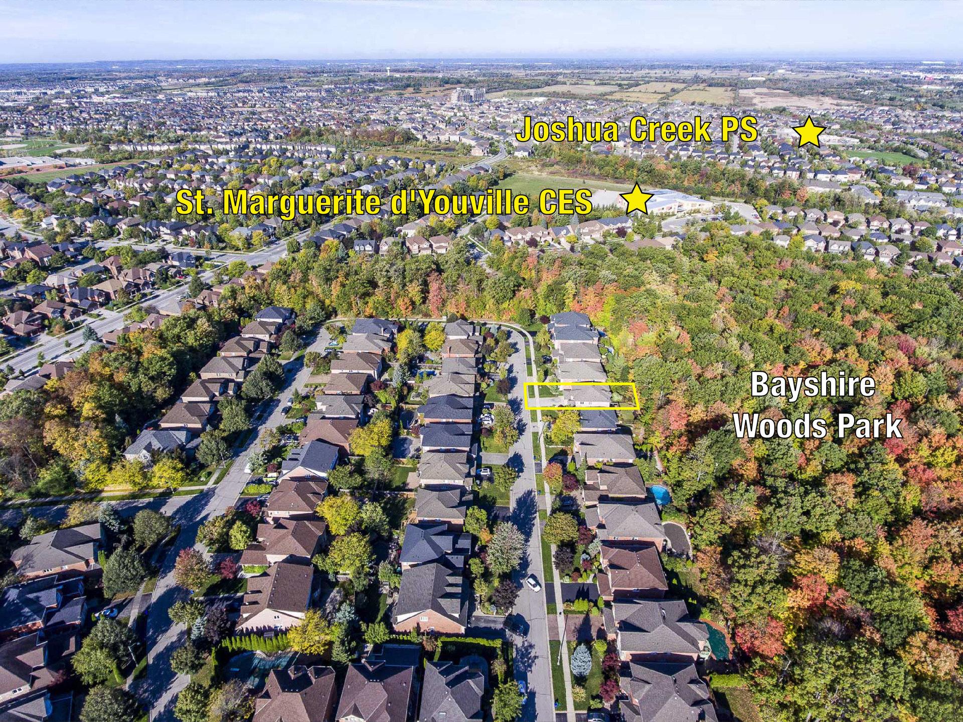 School District - 1806 Glenvista Dr, Oakville - Elite3 & Team at 1806 Glenvista Drive, Iroquois Ridge North, Oakville