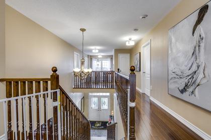 Upstairs Hallway - 2395 Tesla Crescent, Oakville - Elite3 & Team at 2395 Tesla Crescent, Iroquois Ridge North, Oakville