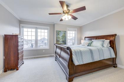 4th Bedroom - 2395 Tesla Crescent, Oakville - Elite3 & Team at 2395 Tesla Crescent, Iroquois Ridge North, Oakville