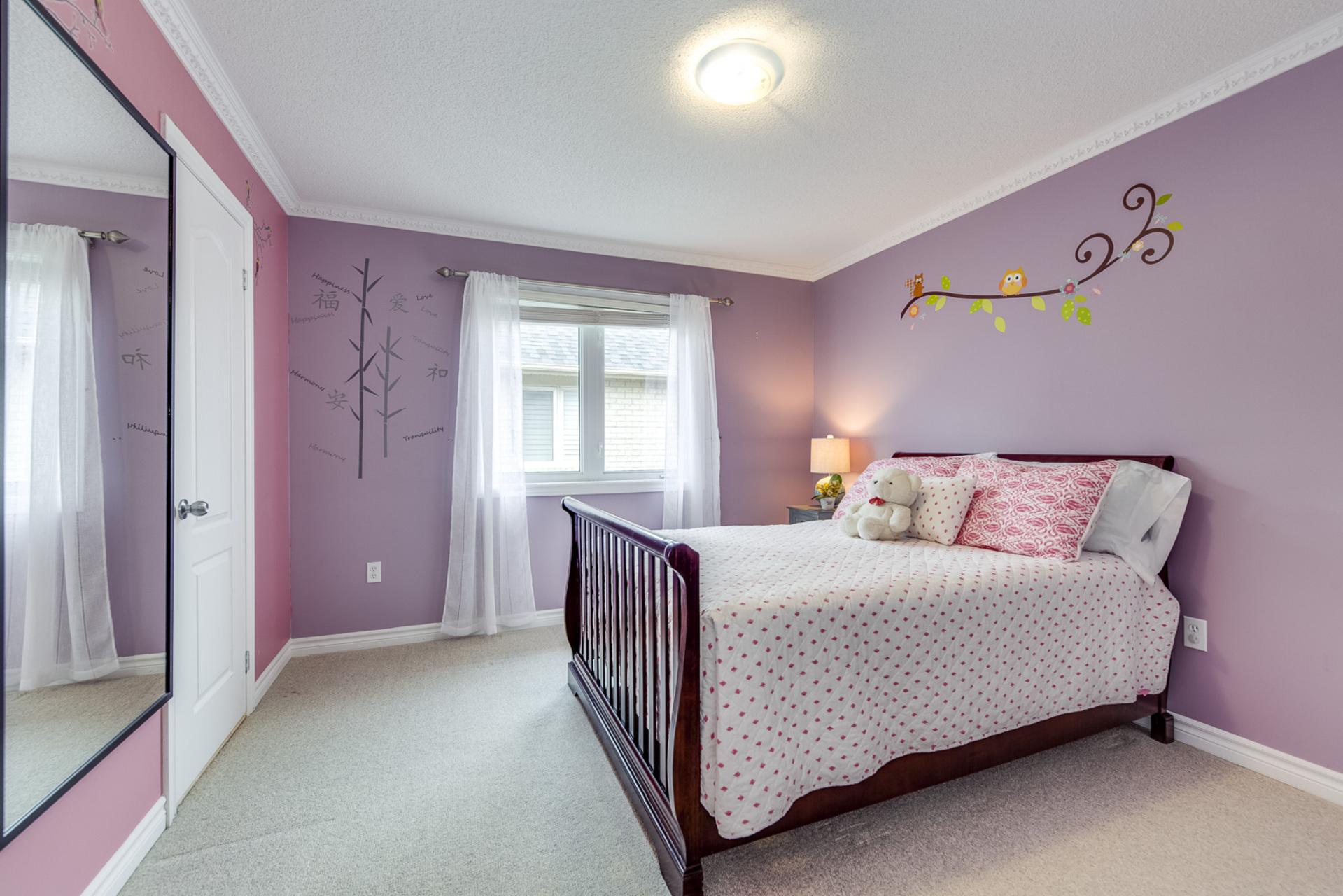 3rd Bedroom - 2395 Tesla Crescent, Oakville - Elite3 & Team at 2395 Tesla Crescent, Iroquois Ridge North, Oakville