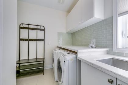Laundry Room - 1276 Kestell Blvd, Oakville - Elite3 & Team at 1276 Kestell Boulevard, Iroquois Ridge North, Oakville