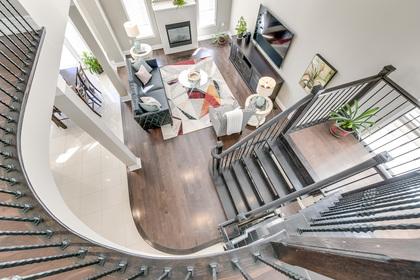 Stairs - 1276 Kestell Blvd, Oakville - Elite3 & Team at 1276 Kestell Boulevard, Iroquois Ridge North, Oakville
