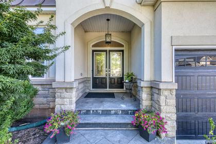 Front Porch - 1276 Kestell Blvd, Oakville - Elite3 & Team at 1276 Kestell Boulevard, Iroquois Ridge North, Oakville