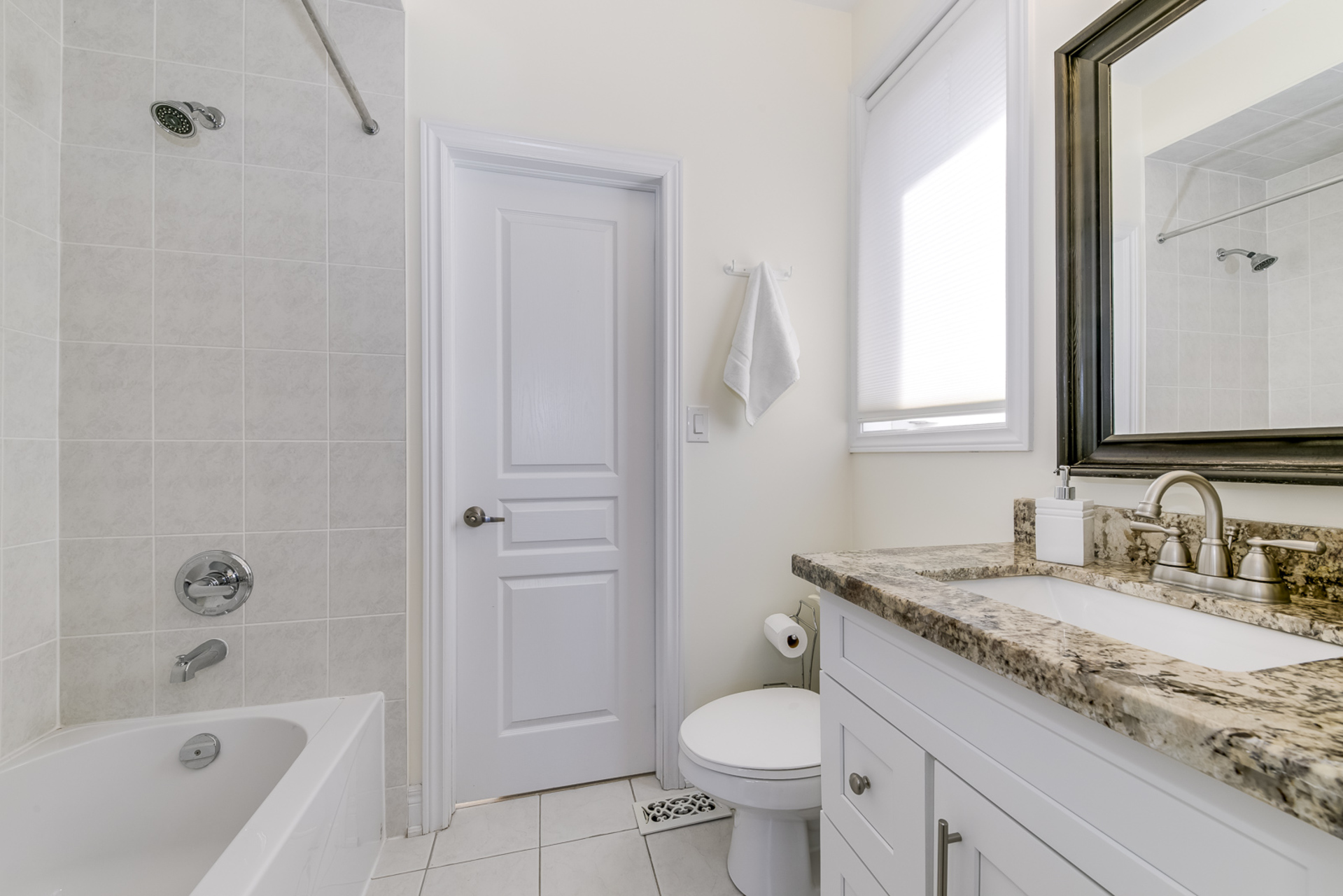 Jack & Jill Bathroom - 1276 Kestell Blvd, Oakville - Elite3 & Team at 1276 Kestell Boulevard, Iroquois Ridge North, Oakville