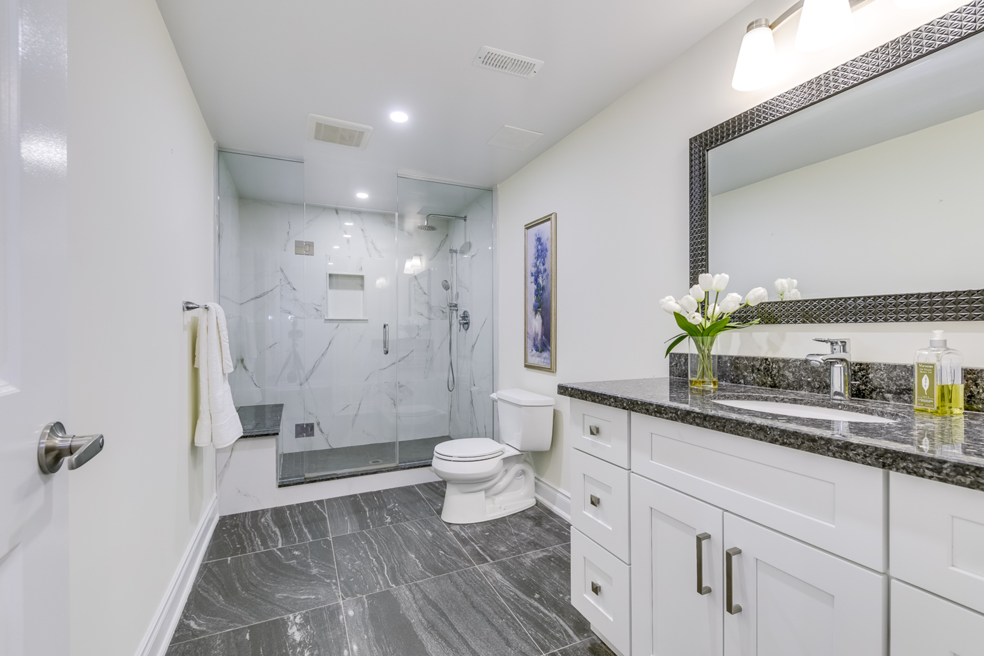 Bathroom - 1276 Kestell Blvd, Oakville - Elite3 & Team at 1276 Kestell Boulevard, Iroquois Ridge North, Oakville