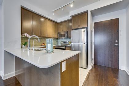 Kitchen - 514-2480 Price Michael Dr, Oakville - Elite3 & Team at 514 - 2480 Prince Michael Drive, Iroquois Ridge North, Oakville