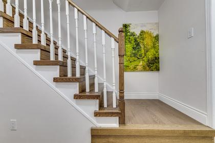 Stairs - 2407 Stefi Tr, Oakville - Elite3 & Team at 2407 Stefi Trail, River Oaks, Oakville