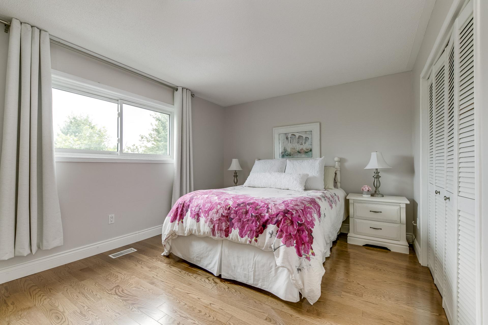 Master Bedroom - 2407 Stefi Tr, Oakville - Elite3 & Team at 2407 Stefi Trail, River Oaks, Oakville